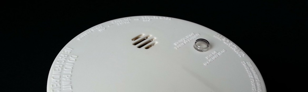 Image for approved smoke alarm